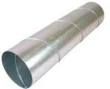 Спирально-навивной воздуховод круглого сечения